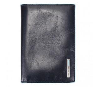 Обложка для паспорта Piquadro AS300B2/BLU2