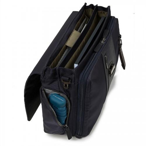 Портфель с одним замком Piquadro CA1045BR/N