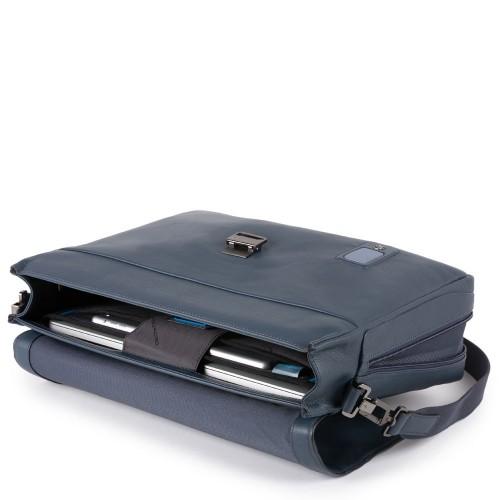 Портфель с одним замком Piquadro CA3111AO/BLU