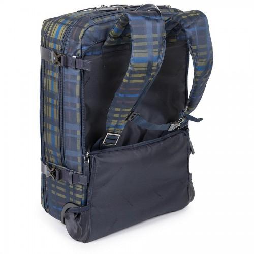Чемодан-рюкзак Piquadro CA3876M2/CHECKBL