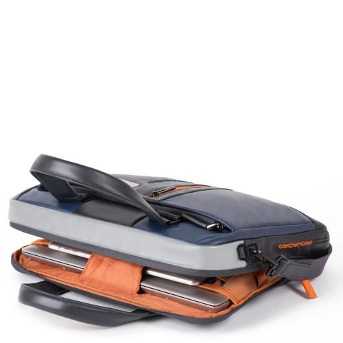 Cумка с двумя ручками Piquadro CA4098UB00/BLGR