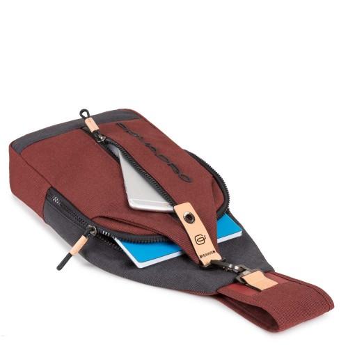 Сумка-рюкзак (слинг) Piquadro CA4536BL/N