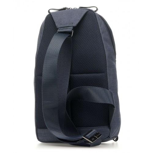Сумка-рюкзак (слинг) Piquadro CA4805W98/BLU