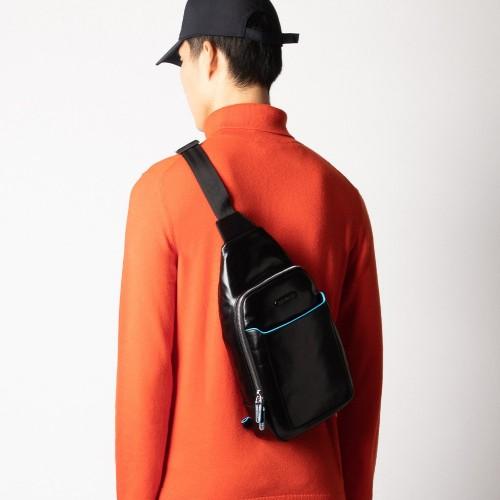 Сумка-рюкзак (слинг) Piquadro CA4827B2/BLU2