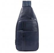 Сумка-рюкзак (слинг) Piquadro CA4827P15S/BLU2