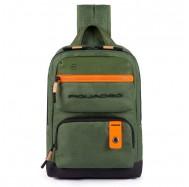 Сумка-рюкзак (слинг) Piquadro CA4864BL/VE