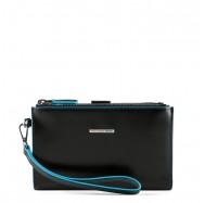 Клатч с карманом для телефона Piquadro PD5514B2R/N