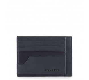 Чехол для кредитных карт Piquadro PP2762S105R/BLU