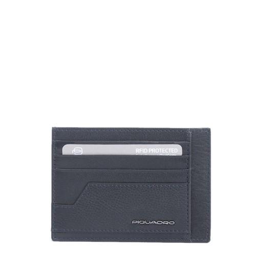 Чехол для кредитных карт Piquadro PP2762S105R/N