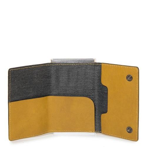 Портмоне/Чехол для кредитных карт Piquadro PP4891B3R/G