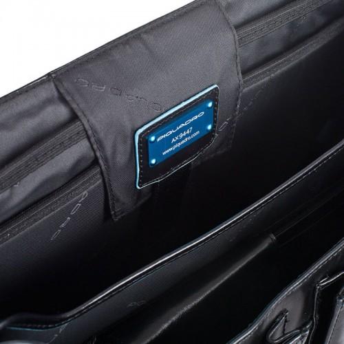 Портфель с двумя замками Piquadro CA1068B2/N